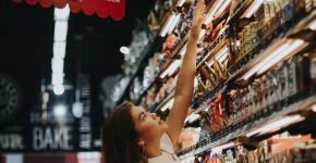 woman-reaching-for-product